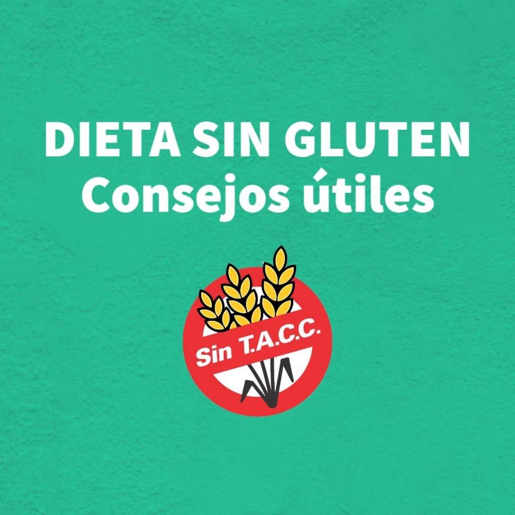 consejos para la dieta sin tacc