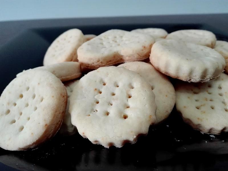 Cómo hacer bizcochitos salados para celíacos
