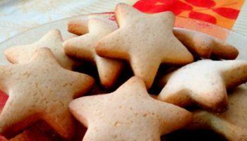 Galletas dulces sin gluten