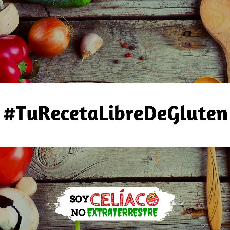 Recetario colaborativo de alimentos libres de gluten