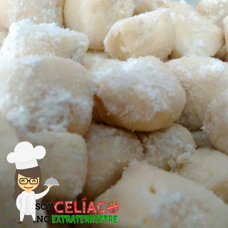 Ñoquis de soja libres de gluten con esta receta apta para celíacos