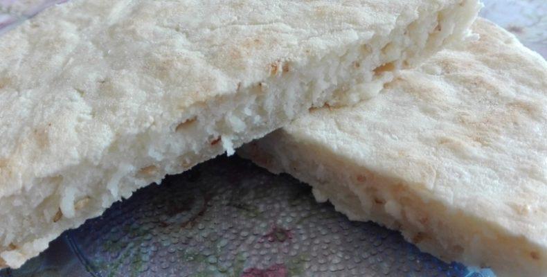 Pan de sartén sin gluten