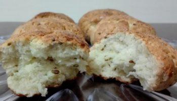Pan de anís sin gluten