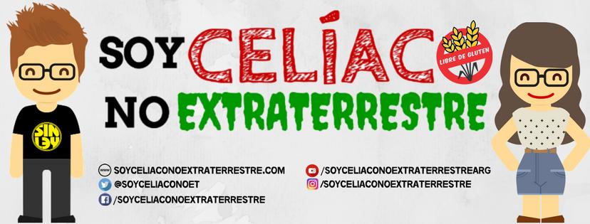 Qué es Soy Celíaco, No Extraterrestre