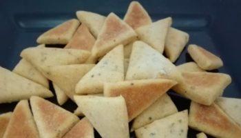 Snacks salados para celíacos