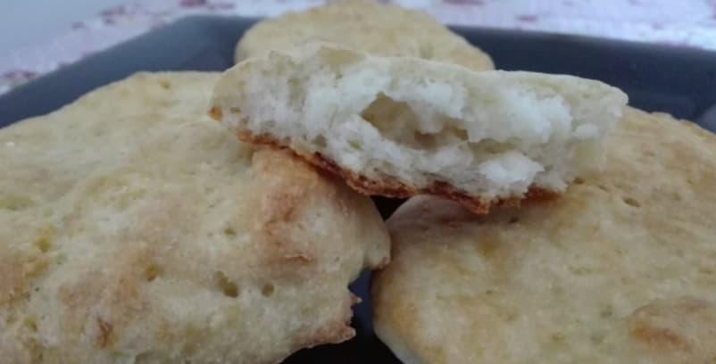 Pan de papa libre de gluten