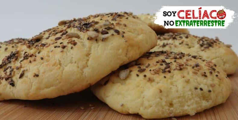 Receta de pan sin gluten o sin tacc