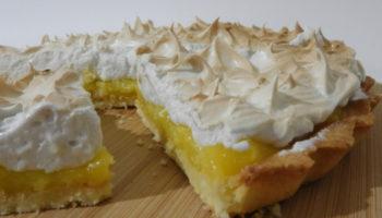 lemon pie sin gluten