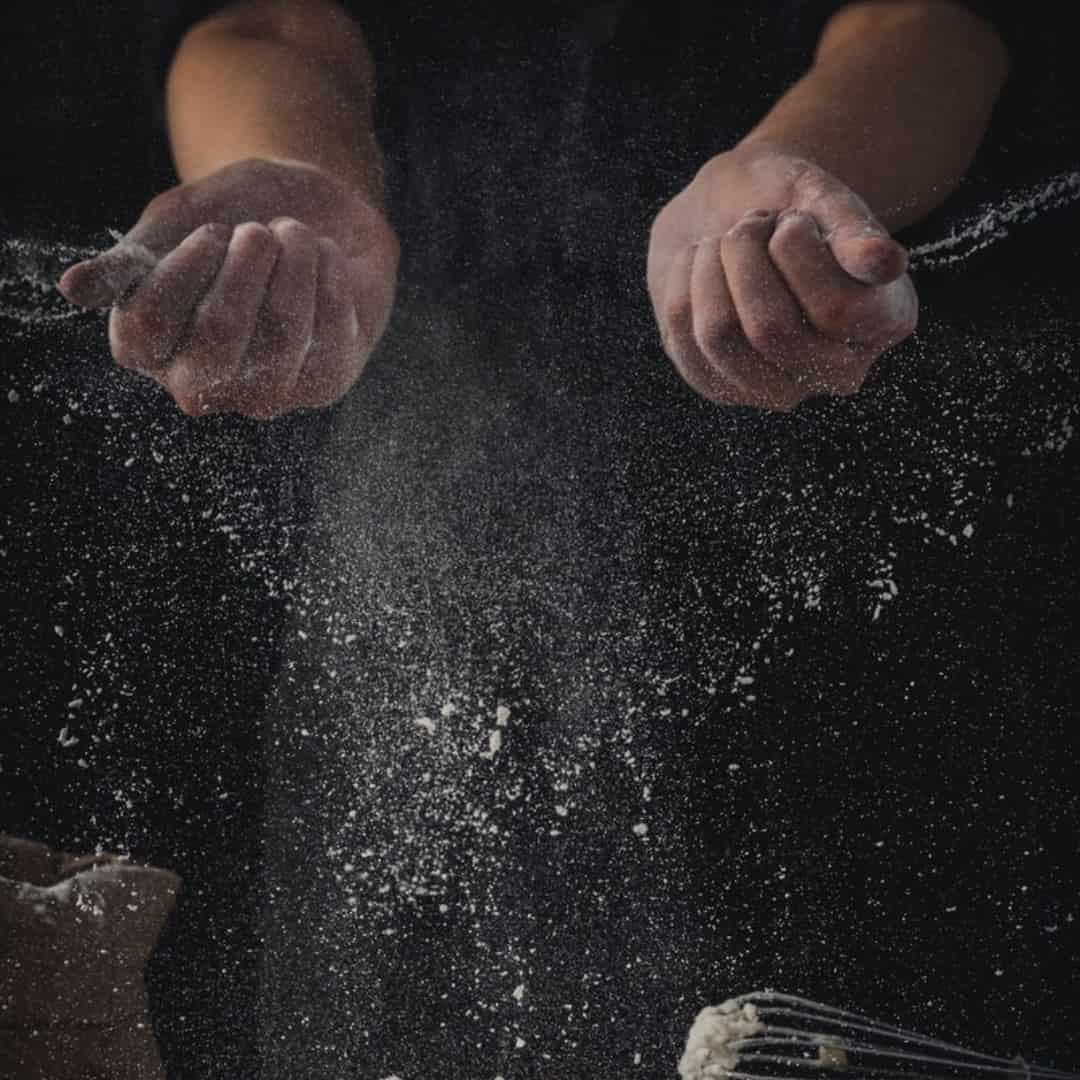 Contaminación cruzada con gluten