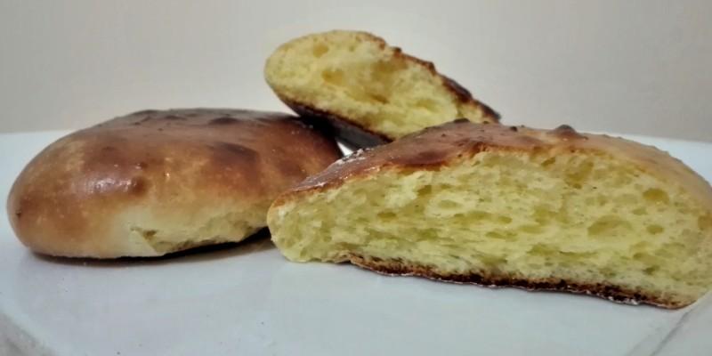 Pan sin gluten y sin harina