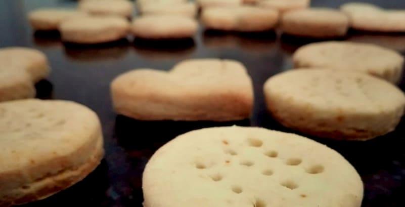 bizcochitos salados para celíacos