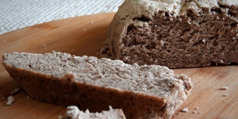 pan sin gluten con trigo sarraceno