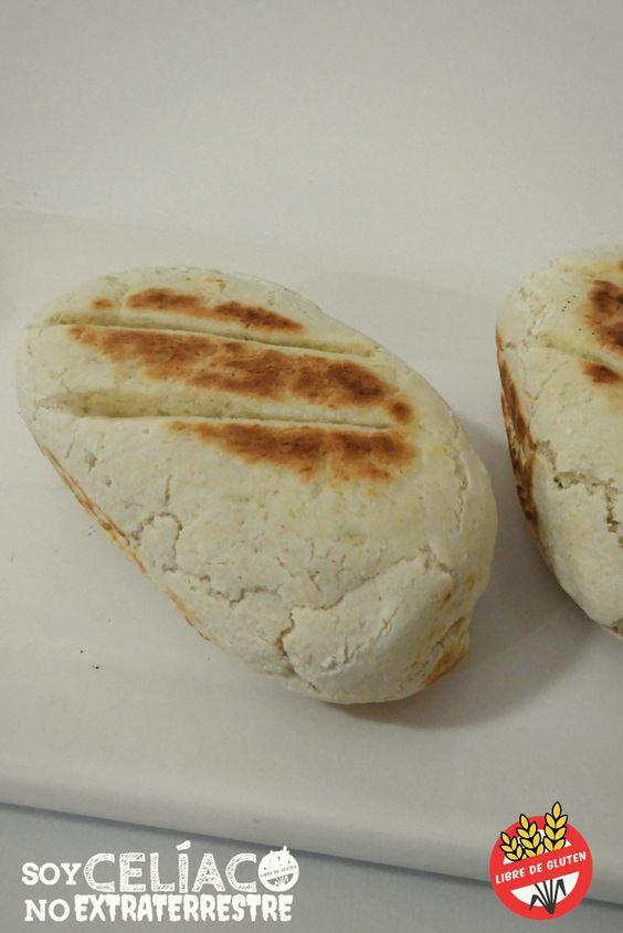 Pan sin gluten fácil