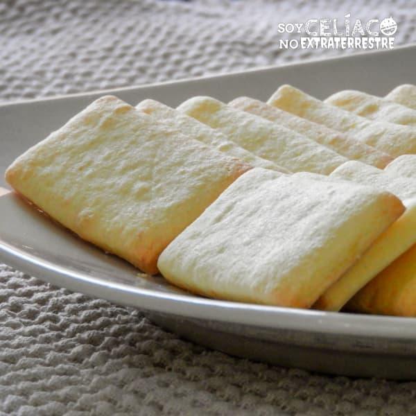 Galletas de limón sin TACC