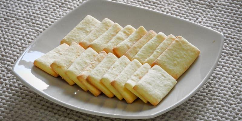 Galletitas de limón sin gluten