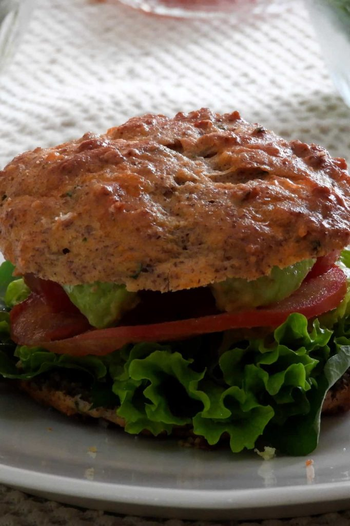 Galletas sin gluten dieta cetogenica