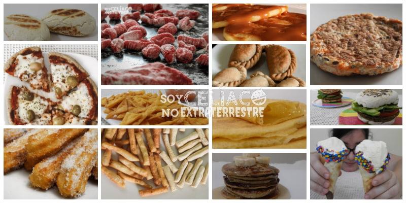 13 recetas sin horno