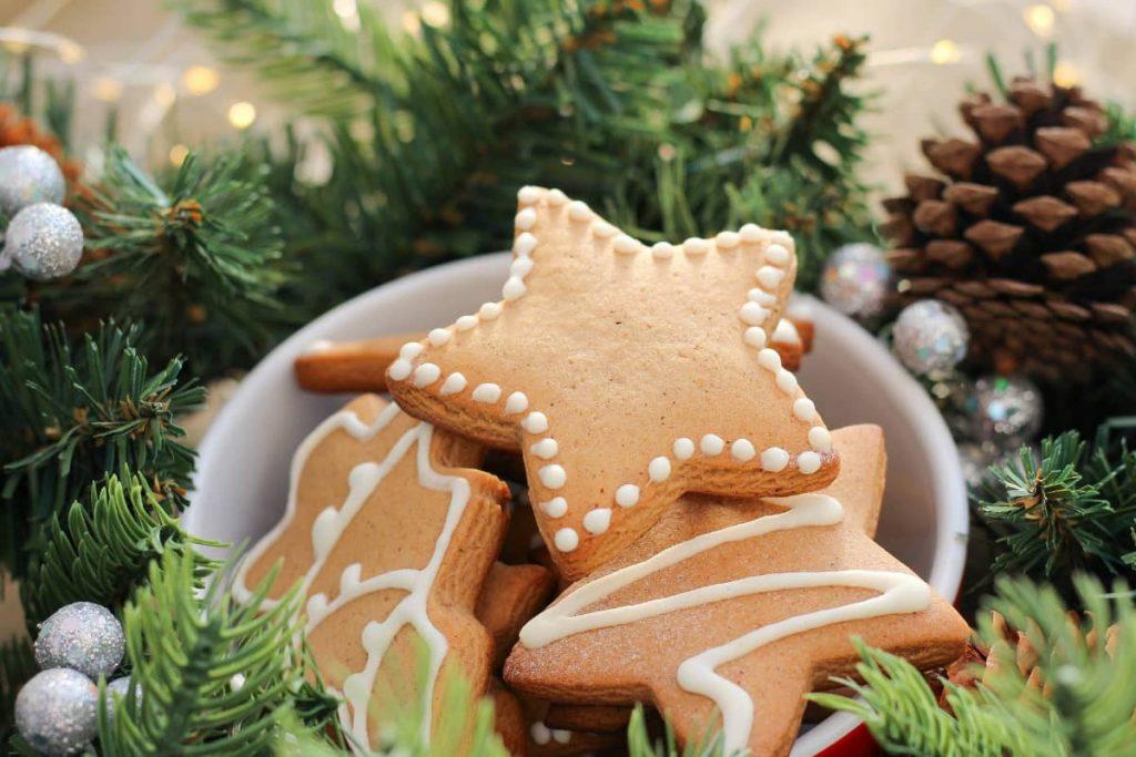recetario navideño sin gluten
