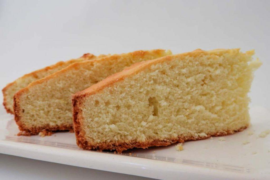 Torta 1234 sin TACC fácil y económica [apenas 4 ingredientes]