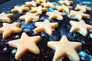 Galletas sin TACC con premezcla receta fácil de galletas sin gluten