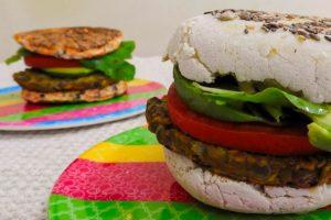 Hamburguesas vegetarianas sin gluten 3 recetas fáciles y saludables
