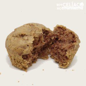 Cupcakes de lentejas sin gluten
