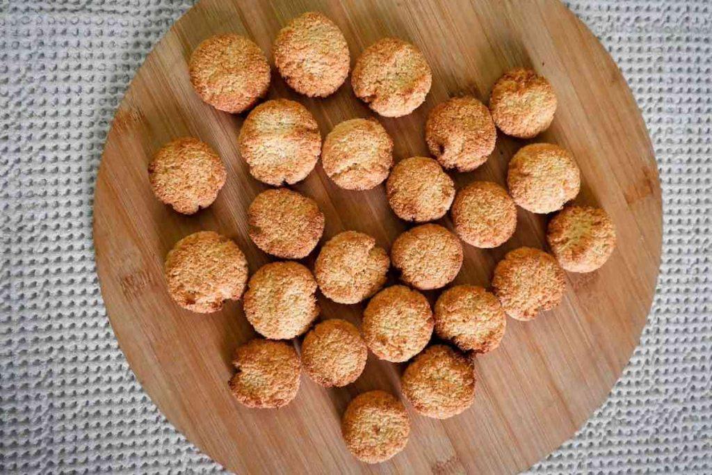 galletas sin harina y sin gluten
