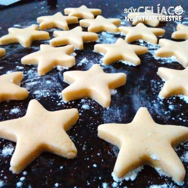 Galletas sin TACC con premezcla