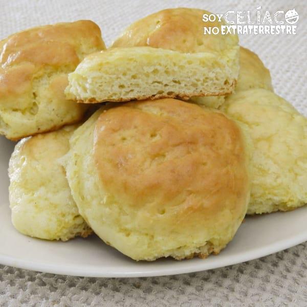 Pan sin gluten esponjoso y elástico