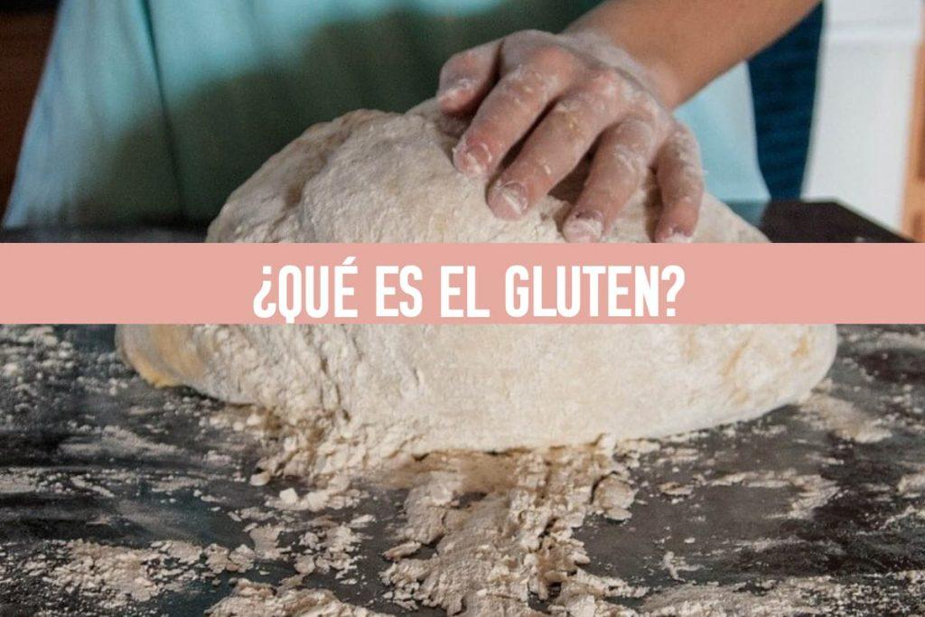 Qué es el gluten