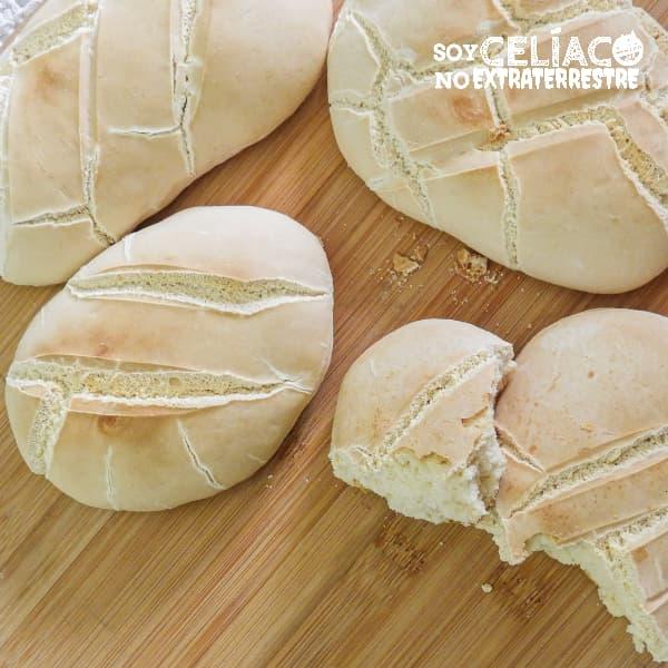 Receta de pan casero sin TACC