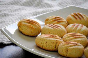 Cómo hacer galletas sin tacc en 3 pasos con leche condensada
