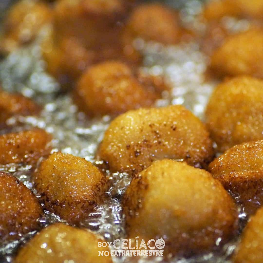 Frituras y celiaquía: 5 consejos para cocinar sin gluten de manera segura