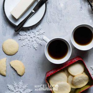Recetario navideño libre de gluten