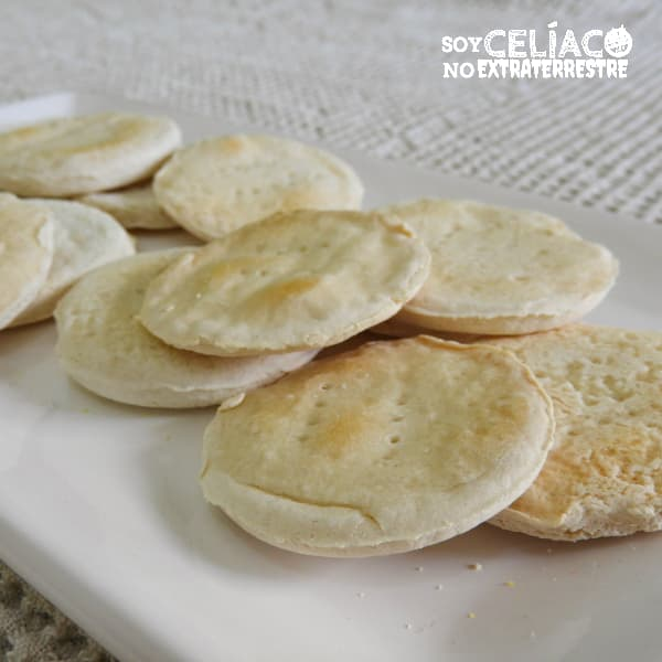 Galletas marineras sin TACC