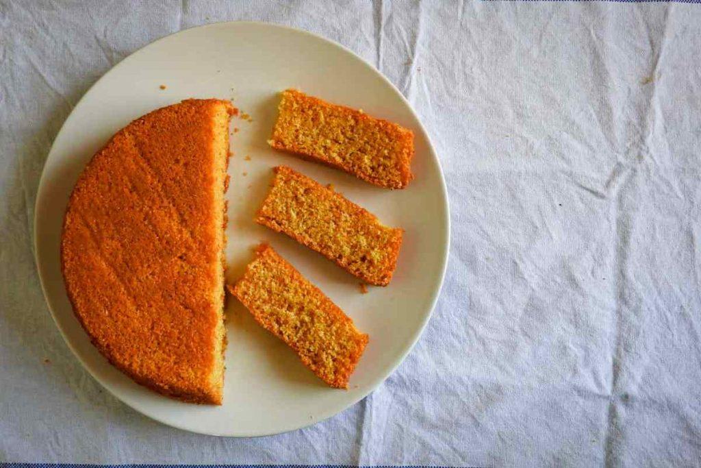 torta de polenta