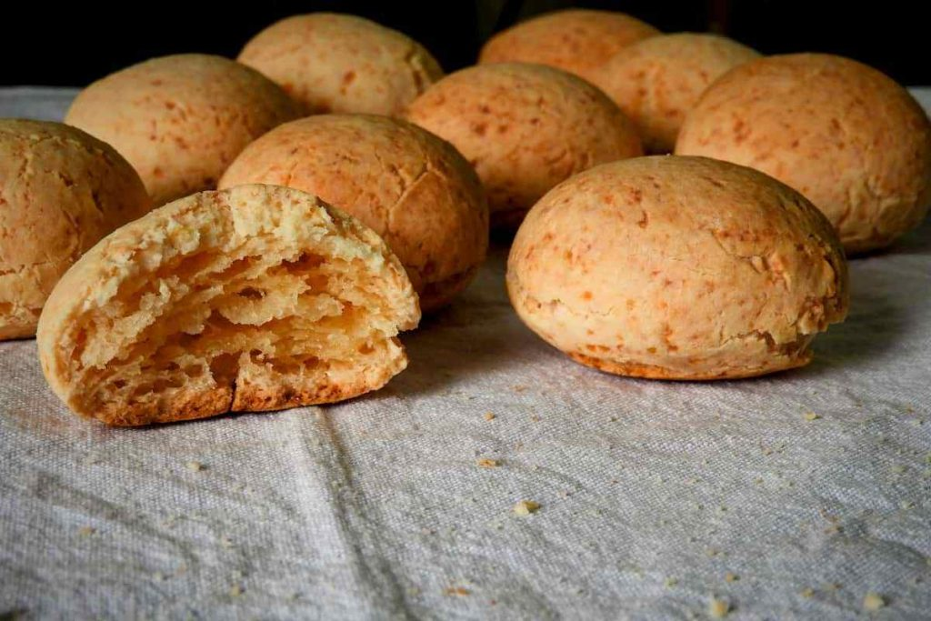 pan de queso sin gluten