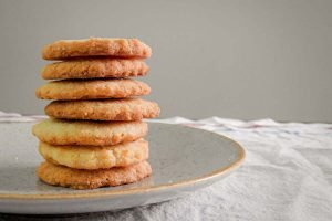 galletitas sin gluten con 3 ingredientes