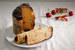 Pan dulce sin TACC