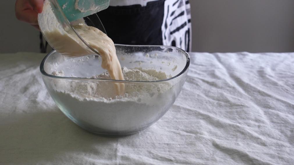 Levadura para hacer pan sin gluten