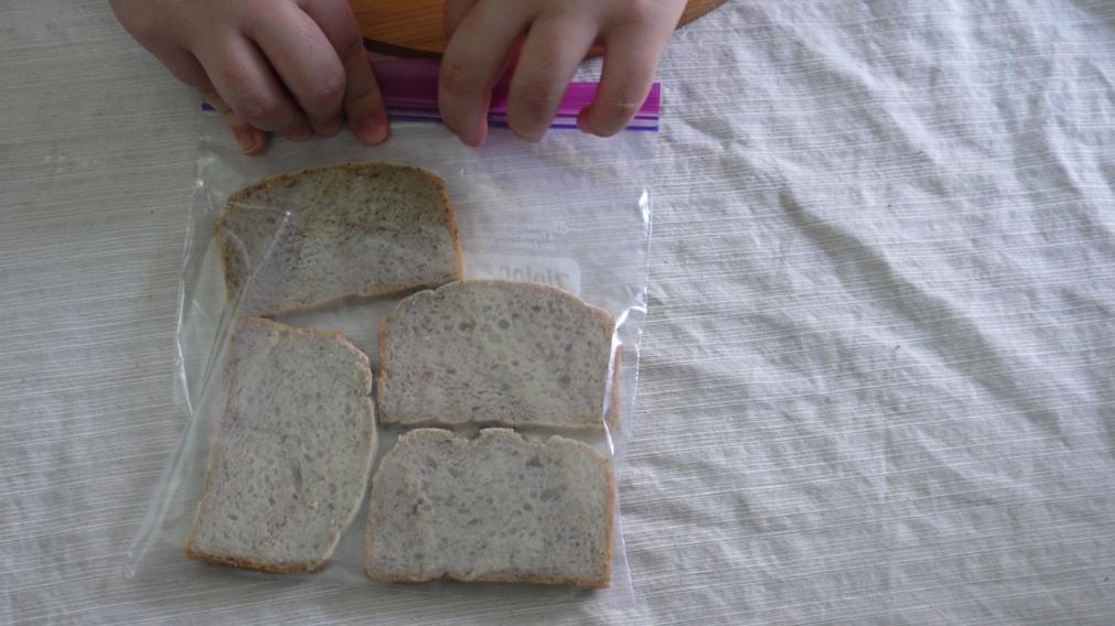 Así se conserva el pan sin gluten