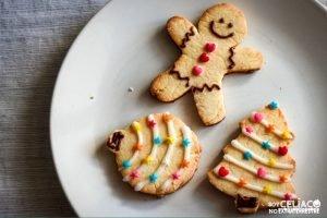 galletas navideñas sin tacc