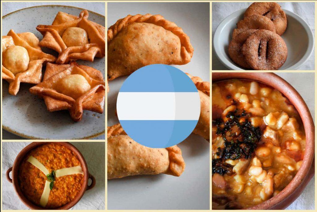 comidas típicas de argentina fiestas patrias