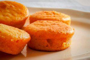 muffins de mandarina sin TACC