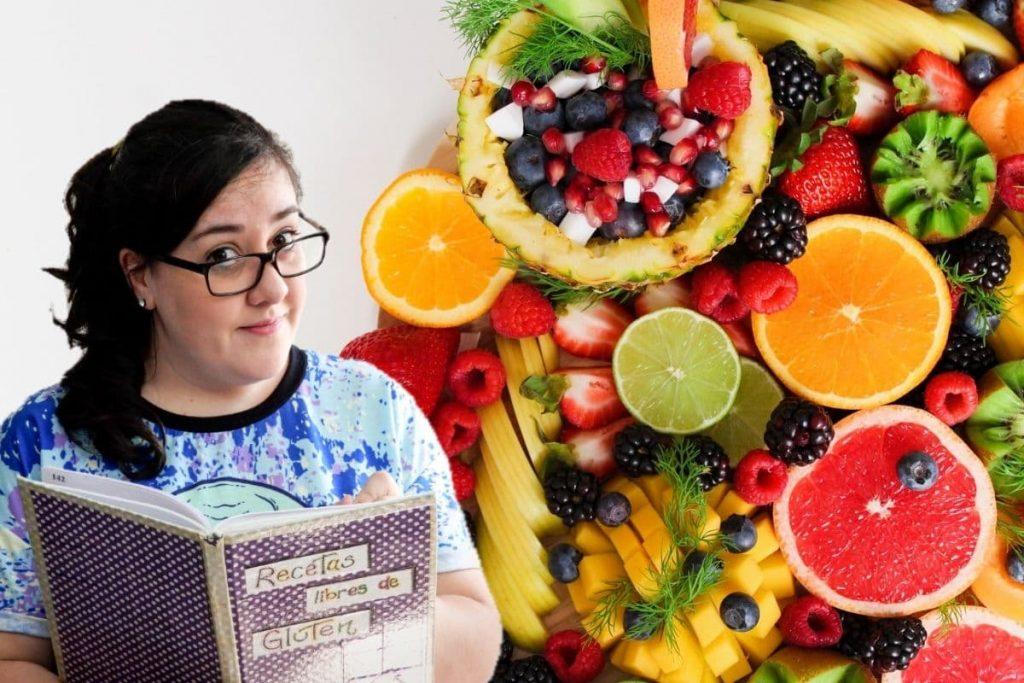 recetas sin gluten con frutas