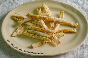 Snacks caseros veganos sin gluten