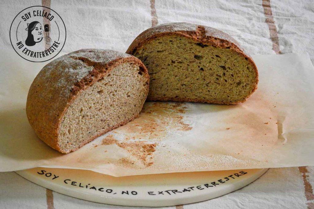 pan de campo sin gluten sin tacc