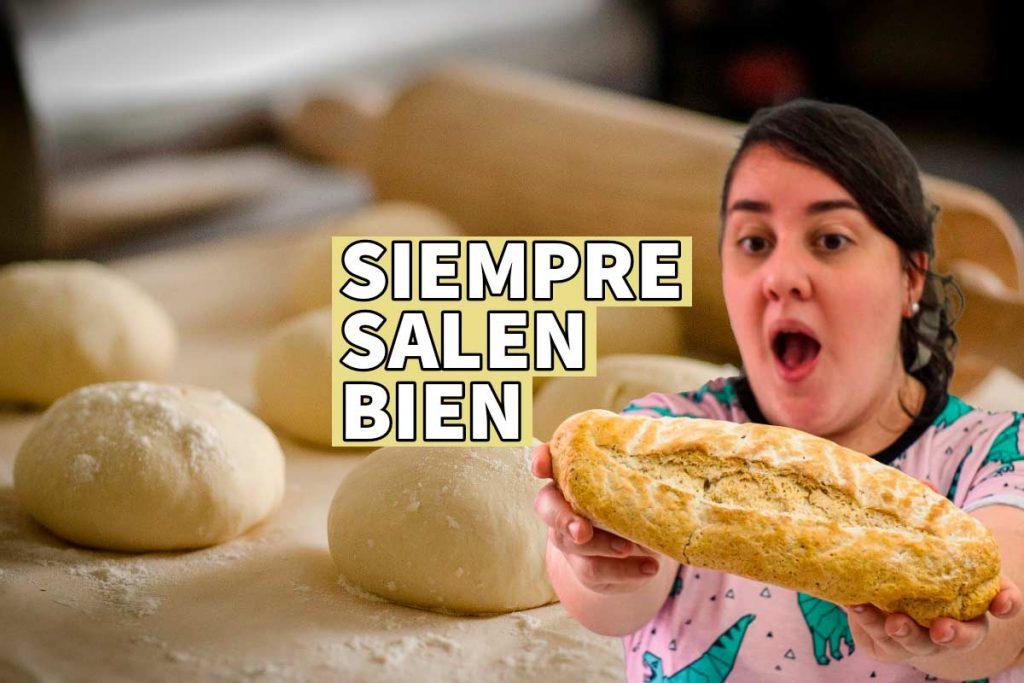 Recetas de panes sin gluten